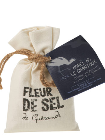 Guerande Flower of Salt Western Wind textile 125g Bag