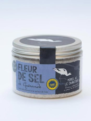 Guerande Flower of Salt Western Wind – 125g Jar