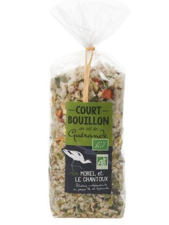 Organic Guerande Sea Salt Court-Bouillon 250g Bag