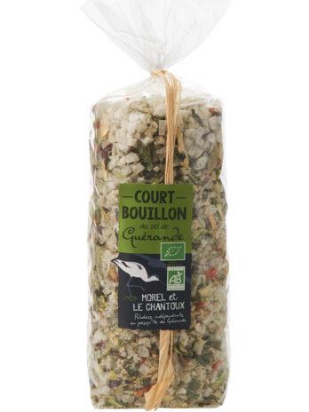 Court-bouillon BIO au Sel de Guérande – Sachet de 500 g