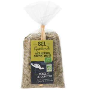 Guerande Sea Salt with Aromatic Herbs – 250g Bag