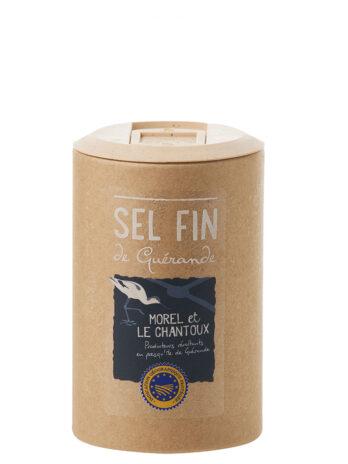 Sel de Guérande fin et sec – Salière de 150g